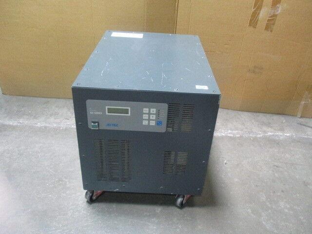 ADTEC AX-5000W-AKT RF Generator, AX-5000W, 5000W 13.56 MHZ. 423390