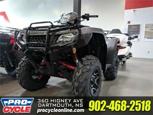 2018 Honda Rubicon Sale!!