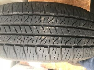 Used Summer Tires  for sales