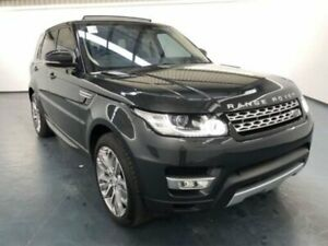 2015 Land Rover Range Rover Sport L494 16MY SDV6 COMMANDSHIFT HSE Causeway Grey Sports Automatic Sunshine North Brimbank Area Preview