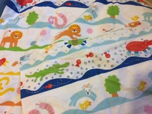 IKEA pillow case and duvet cover for cot