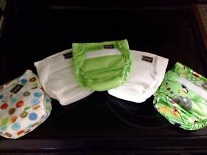 10 BRAND NEW Kushies All In One Cloth Diaper