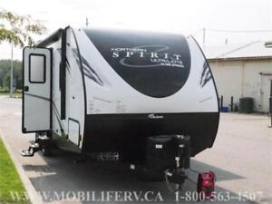 2019 COACHMEN NORTHERN SPIRIT ULTRA LITE 2452BH*LIGHTWEIGHT