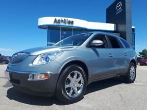 2008 Buick Enclave CXL Chrome wheels, Leather, Loaded