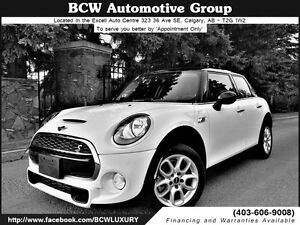 2016 MINI Cooper 5 Door S SOLD! Navigation Certified $29,995.00