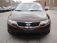 2011 KIA FORTE ,MINT CONDITION,LOW KM,ONE OWNER,AUTO
