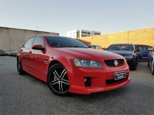 2010 Holden Commodore VE II SS-V 6 Speed Automatic Sedan Osborne Park Stirling Area Preview