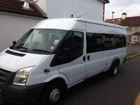Ford Transit 17 Seater Minibus for Sale