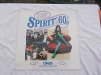 Vinyl LP The Spirit Of The 60's 1965 – Various Artists Time Life TL 532/ 02 1990
