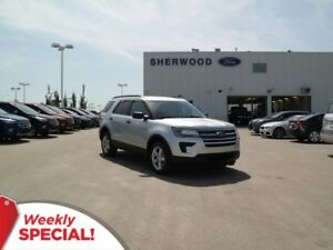 2018 Ford Explorer 4WD - Bluetooth, USB, Rear View Camera