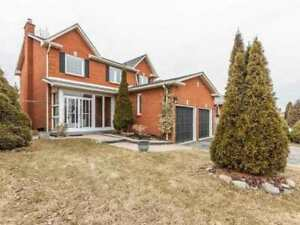 Stunning 2 Storey Detached 4BD+4Bath/ Fin. W/O BSMNT in Ajax