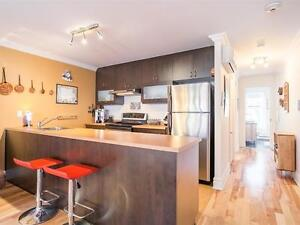 Fully furnished 1 bedroom condo near old port and uqam area