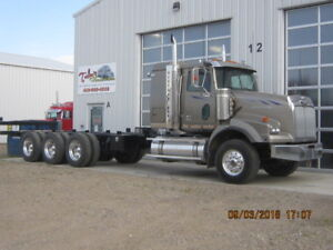 2007 Western Star Tri Drive Cab and Chassis