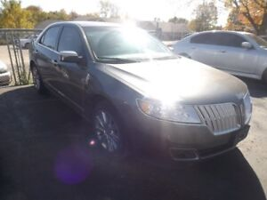 2010 Lincoln MKZ AWD LEATHER