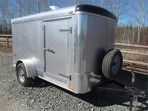 PRE-OWNED 10' CARGO WITH EXTRA HEIGHT