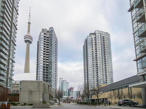 Gorgeous 2 Bedroom + Den Condo for Sale right Beside CN Tower