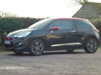 CITROEN DS3 1.6 E-HDI DSTYLE RED 3d 90 BHP (black) 2013