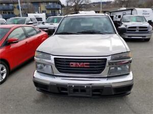2005 GMC Canyon SLE EXT.CAB 4X4 - SHE'S A GREAT LITTLE TRUCK
