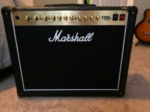 Marshall DSL-40C with Foot switch Tube Amp