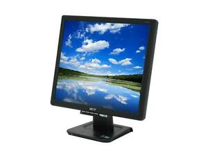 Acer Computer Monitor/ Canon Picture Printer