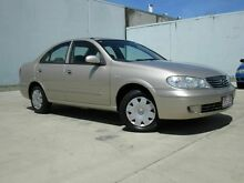 2005 Nissan Pulsar N16 MY04 ST Gold 4 Speed Automatic Sedan Caboolture South Caboolture Area Preview