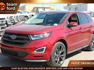 2018 Ford Edge SPORT, 401A, SYNC3, NAV, REAR CAMERA, HEATED/COOL