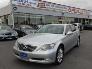 2009 Lexus LS 460 AWD,CAMERA,NAVIGATION,LOADED NO ACCIDENTS