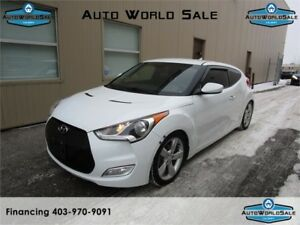 2013 HYUNDAI VELOSTER |Camera - LOW KM