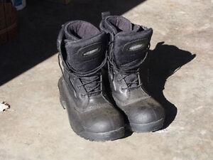 Bottes de sécurité / construction d'hiver | Winter safety boots