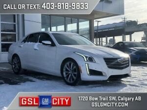 2017 Cadillac CTS Sedan V-Sport Premium Luxury RWD