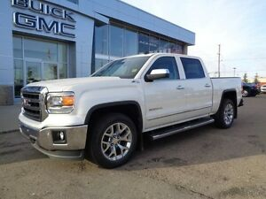 2014 GMC Sierra 1500 SLT - 4x4! Leather, Sunroof, Navigation