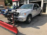 2005 Ford F-150 SUPERCREW FX4 OFFROAD 4X4 LOW KMS PLOW INCL. City of Toronto Toronto (GTA) Preview