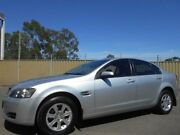 2009 Holden Commodore VE MY09.5 Omega Silver 4 Speed Automatic Sedan Blacktown Blacktown Area Preview
