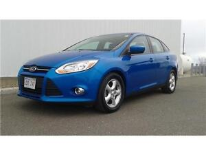 """2012 Ford Focus SE, a/c, cruise, 16"""" alloys and much more!"""