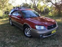 1999 Subaru Outback MY00 Limited Regency & Gold 5 Speed Manual Wagon Coonamble Coonamble Area Preview