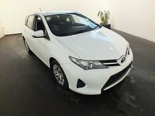 2013 Toyota Corolla ZRE182R Ascent Glacier White 7 Speed CVT Auto Sequential Hatchback Clemton Park Canterbury Area Preview