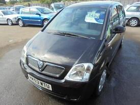 Vauxhall Meriva 1.6I ENJOY