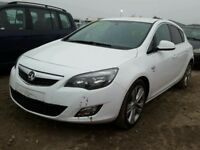 VAUXHALL ASTRA J BREAKING RING FOR PARTS