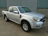 Ford Ranger Thunder Super cab 4WD pick up 2011 61 reg