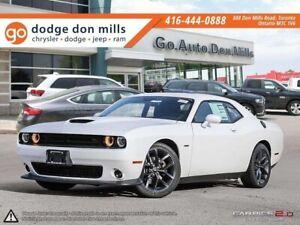 2019 Dodge Challenger R/T Blacktop - Plus package - Driver conve