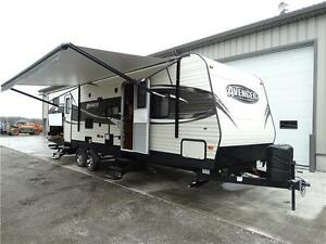 30' Bunkhouse Trailer. Finance for $200/month Kitchener / Waterloo Kitchener Area image 3