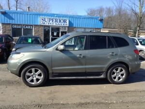 2009 Hyundai Santa Fe GLS Fully Certified! No Accidents!