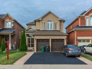 Gorgeous 4 Bedroom Home In High Demand Brampton East Area!