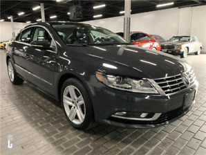 Volkswagen CC 2014 Grey Excellent Condition!