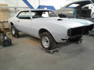 68 Firebird rolling chassis