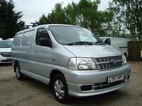 2007 TOYOTA HIACE 2.5 D 4D SWB 280 Van NO VAT