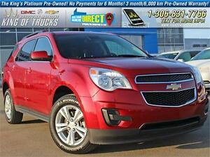 2014 Chevrolet Equinox 1LT One Owner | PST Paid | AWD