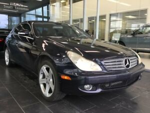 2006 Mercedes-Benz CLS-Class CLS 500, NAVI, HEATED / COOLED LEAT