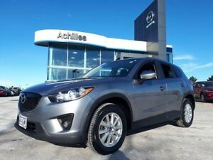 2013 Mazda CX-5 GS, FWD, Moonroof, Alloys