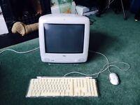 iMac G3 - Snow